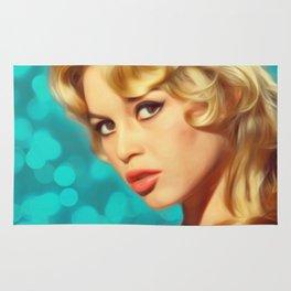 Brigitte Bardot Rug