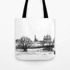 Iossio-Volotzky monastery SK0138 Tote Bag