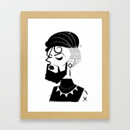 The New Norm Framed Art Print