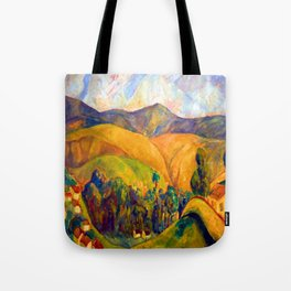 Diego Rivera Landscape Tote Bag