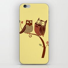 Nice Hooters iPhone & iPod Skin