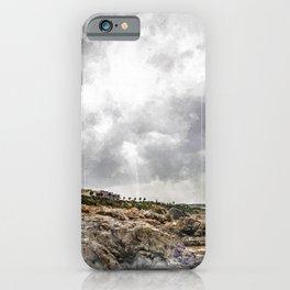 Malta Bugibba #malta iPhone Case