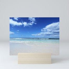 Isla Saona Caribbean Beach Mini Art Print
