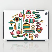 movies iPad Cases featuring Summer Movies by RevengeLover