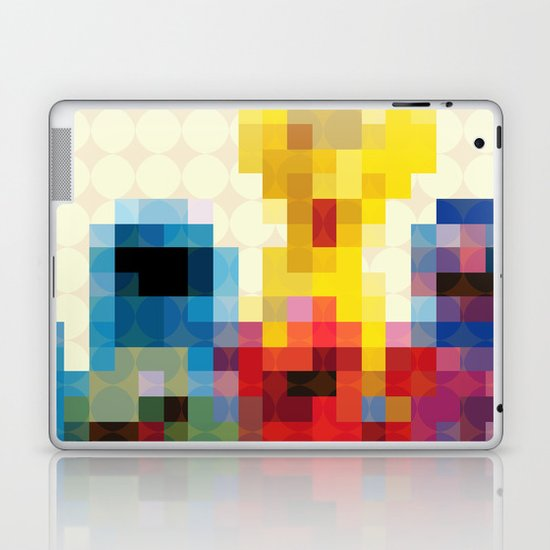 Sesame Laptop & iPad Skin