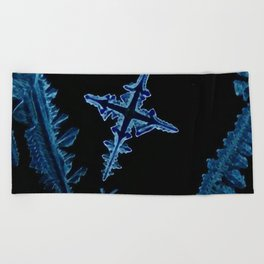 Cross of Salt Beach Towel