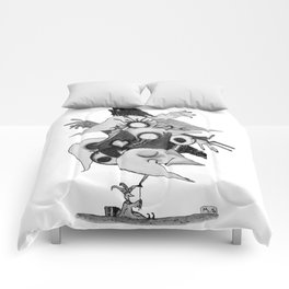 Globo. Comforters
