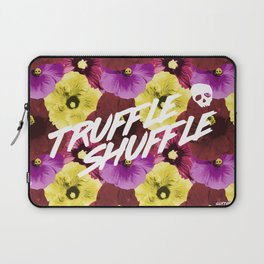 Glitterbeards Never Say Die  Laptop Sleeve
