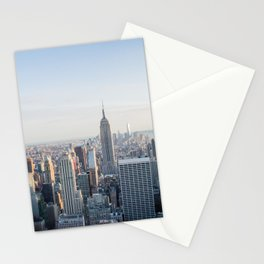Towers - City Urban Landscape Photography Stationery Cards