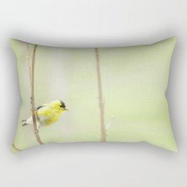 Little Mellow Yellow Rectangular Pillow