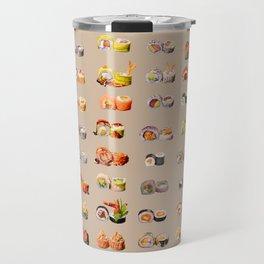 Sushi set Travel Mug