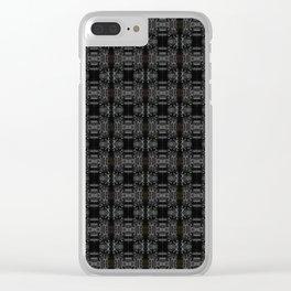 London Splash - Infinity Series 013 Clear iPhone Case