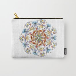 Mother Earth Mandala Carry-All Pouch