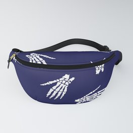 Anatomical Hand Bones Fanny Pack