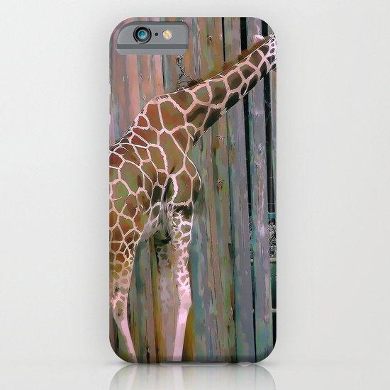 Giraffe  iPhone & iPod Case