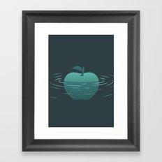 Apple 23 Framed Art Print
