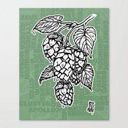 Hops (US Version) Canvas Print