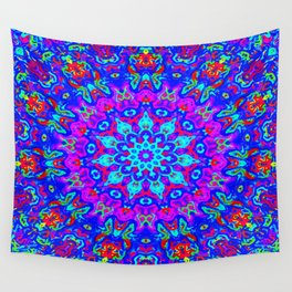 Symmetric composition 19 Wall Tapestry