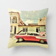Trinidad Edsel Throw Pillow