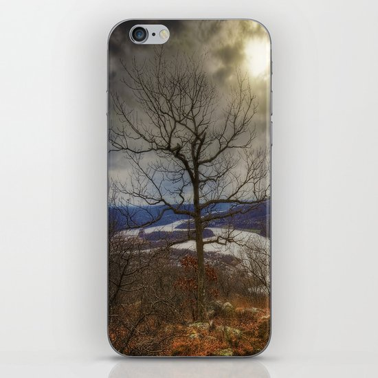 Hudson Highlands iPhone & iPod Skin