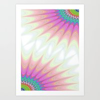 sunshine Art Prints featuring Sunshine by David Zydd
