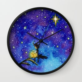 Evangeline Wall Clock