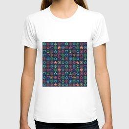Marine abstract ornament T-shirt