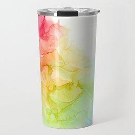Study in Rainbow Travel Mug