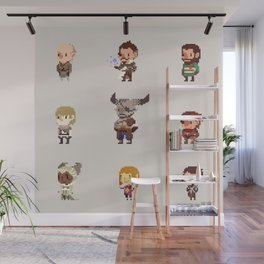 Dragon Age Inquisition: Companions Wall Mural
