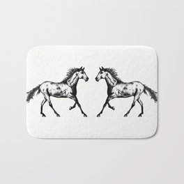 Horse Bath Mat