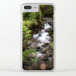 Fresh Air VI Clear iPhone Case