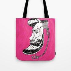Hipster Mask Tote Bag