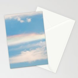 What is the rainbow made of? Stationery Cards