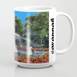 Under the Oak Trees at Forsyth Park Coffee Mug