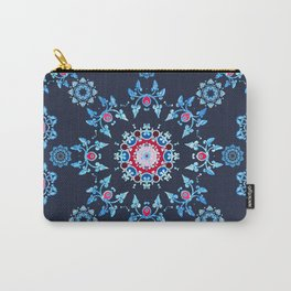 winter mandala Carry-All Pouch
