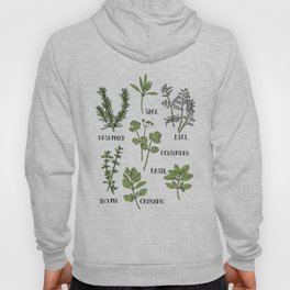 Herb and Seasoning Hoody