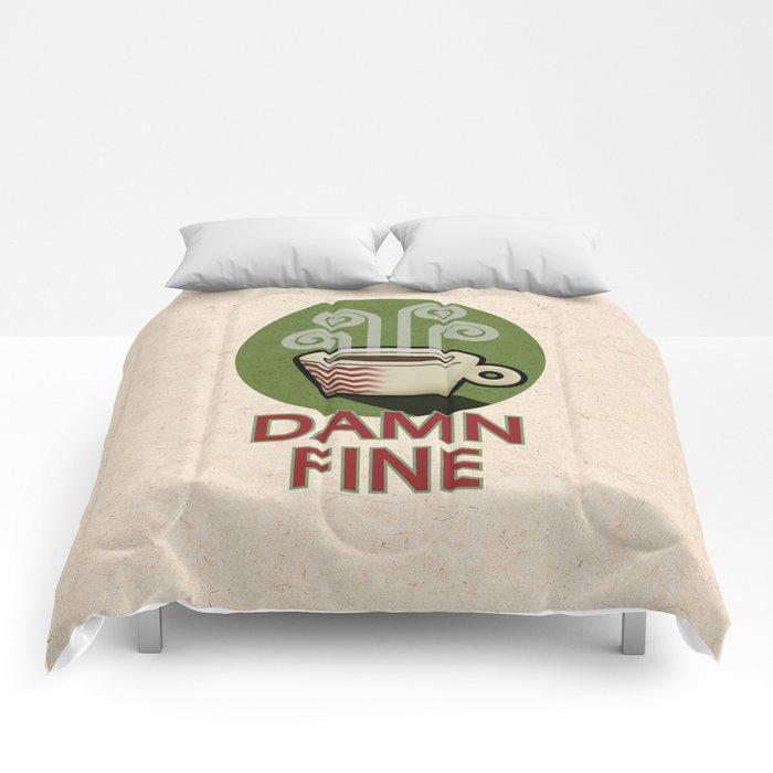 Damn Fine Comforters