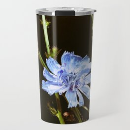 Roadside Flowers Travel Mug