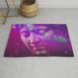 Your Countenance Divine Rug