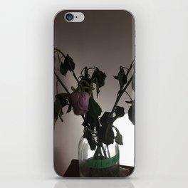 Sleeping Roses iPhone Skin