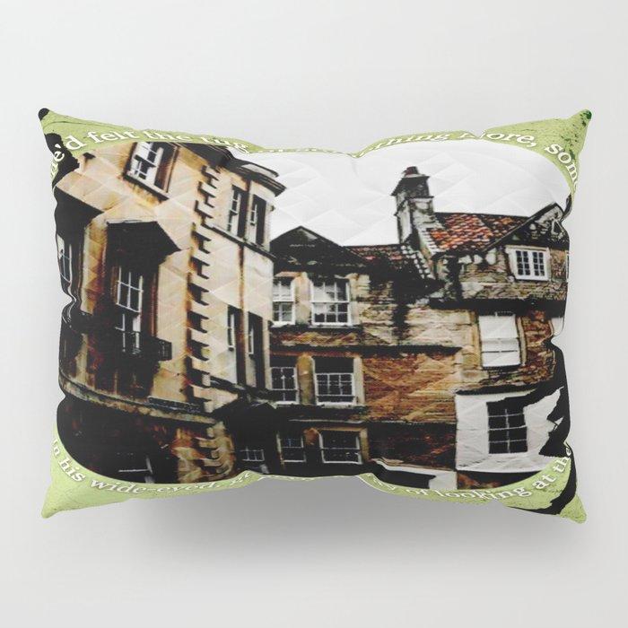 Jesper and Wylan - Unexpected Pillow Sham