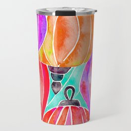 Vietnamese Lanters – Tertiary Palette Travel Mug
