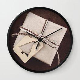 Christmas gift Wall Clock
