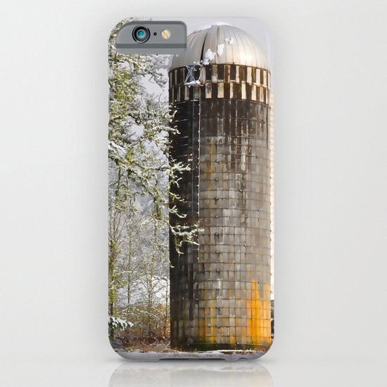 Remnants of a Simpler Time - The Silo iPhone & iPod Case