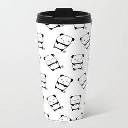Winnie the Panda Metal Travel Mug