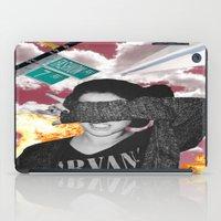 nirvana iPad Cases featuring Personal Nirvana by LittleCarmine