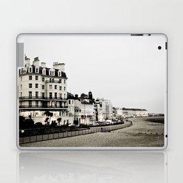 Old sea front Laptop & iPad Skin