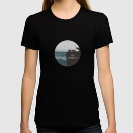 Up North Earth Above The Equator For Travelers & Explorers T-shirt