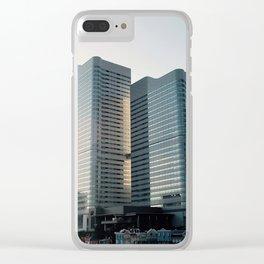 Yokohama Deux Clear iPhone Case