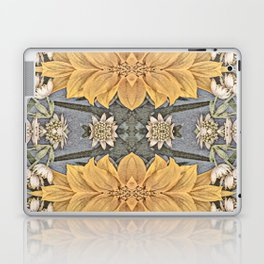 Pressed Flowers Laptop & iPad Skin